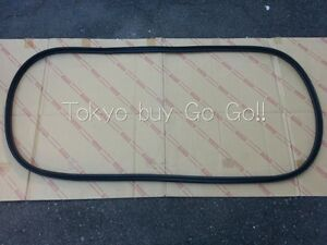 Toyota Corolla TRUENO LEVIN AE86 3 Door Back Door Trim Board Genuine OEM NEW