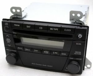 Details about OEM Mazda MPV Radio C Player LE43669R0