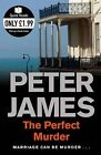 The Perfect Murder by Peter James (Paperback, 2010)