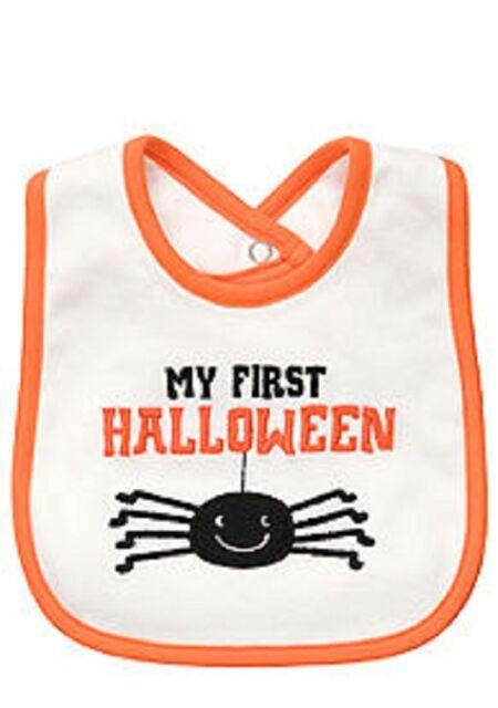 carters my first halloween bib halloween