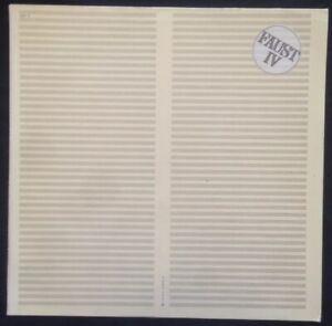 FAUST-IV-Original-Erstpressung-1973-12-034-LP-Mint-Virgin-Records-IT-87739