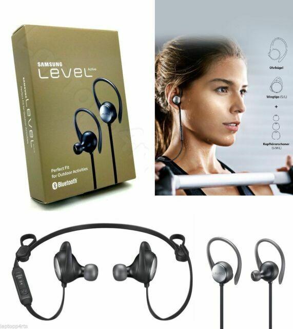Samsung Level Active Wireless Bluetooth Headphone Black For Sale Online Ebay