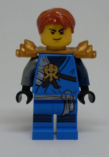 - Neu Lego Ninja Ninjago Jay Pearl Gold Armor 891721, Rüstung, Ninja, Blau