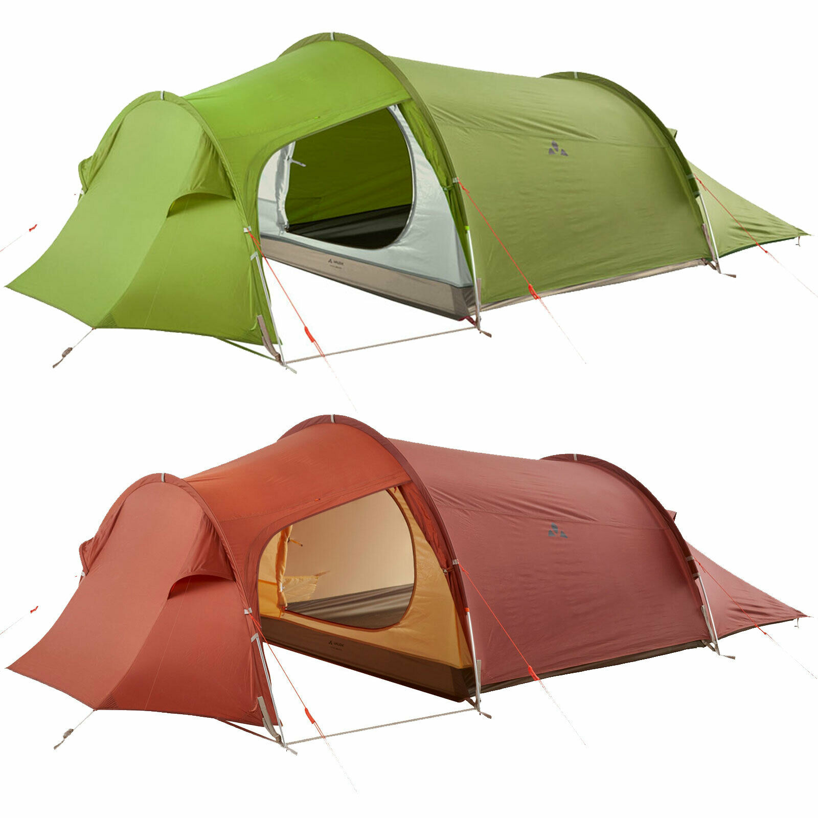 Vaude arco XT carpa más personas tienda de camping tienda de trekking camping tienda túnel nuevo