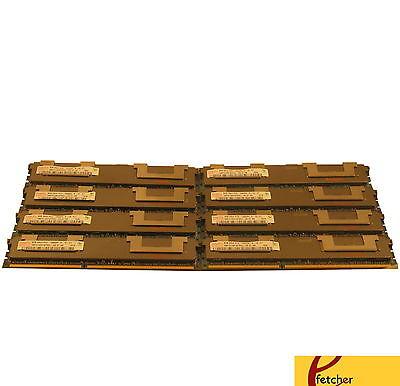 48GB 6x 8GB 10600R MEMORY DELL POWEREDGE C1100 C2100 C6100 M610 M710 R410 R510
