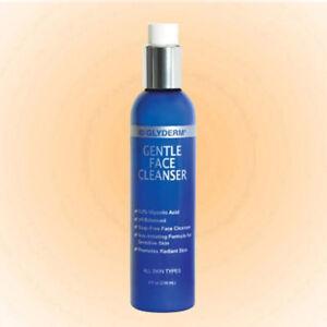 Glyderm facial cleanser authoritative