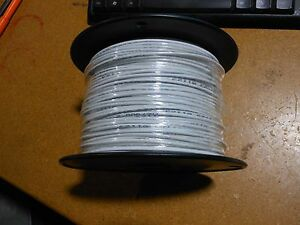 ALLIED WIRE & CABLE (500 FEET REEL) M27500-22SD1V23 NSN: 6145-01-375 ...