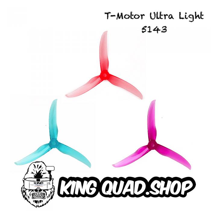 T-Motor T5143-1 Ultralight POPO Compatible Tri-Blade 5