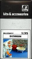Hauler Models 1/35 Bathroom Resin Set