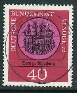 Luxus-BRD-Mi-Nr-752-zentrisch-gestempelt-Berlin-12-Originalgummierung