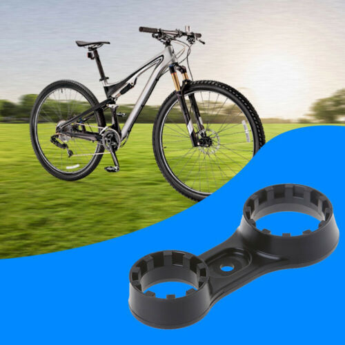 Double Head Front Fork Repair Spanner Bicycle Wrench For SR Suntour XCM XCT New