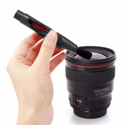 Kameraobjektiv-Reinigungsstift-Bürsten-Schirm LCD-Staub-Reiniger-Werkzeug neu