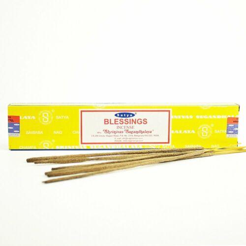 3 12 Pack Box Satya Genuine Nag Champa Incense Sticks And More Mixed Scents