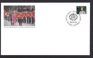 Canada-1360-QUEEN-ELIZABETH-II-New-1995-Unaddressed