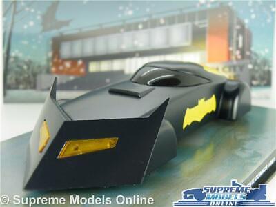 Rispettoso Batman Batmobile Auto Modello 1:43 591 Eaglemoss Cimeli Automobilistici Detective Comics T3-mostra Il Titolo Originale In Molti Stili