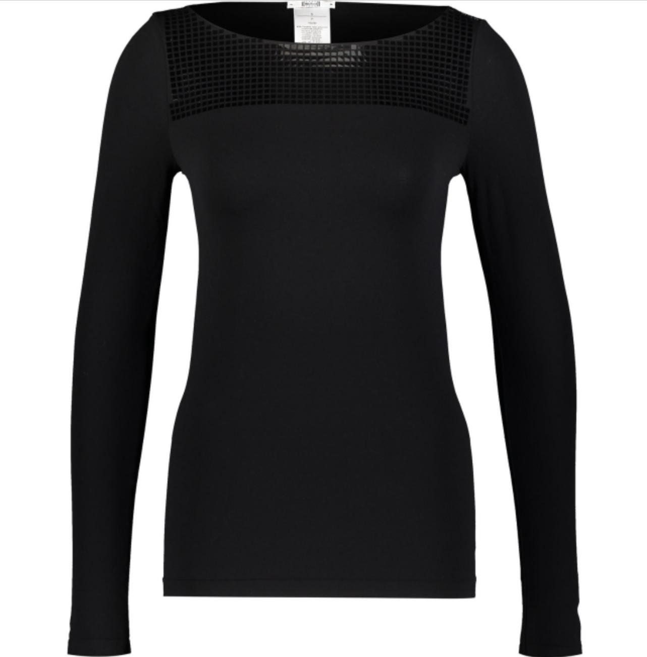 WOLFORD darleene Jersey-Negro S, M, L,  XL  edición limitada