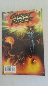 Ghost Rider #3 November 2006 Marvel Comics Way Texeira Saltares