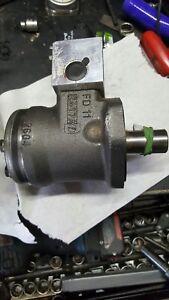 NEW OEM Sauer Danfoss Hydraulic Motor w/ comatrol valve block. bx82