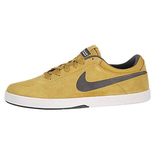 Nike ERIC KOSTON Dark Gold Leaf Brown White Tar SB 442476-701 (187) Men's Shoes