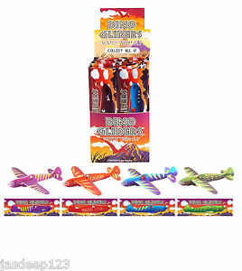 Dinosaur-Flying-Gliders-for-Childrens-Birthday-Party-Bag-Fillers-Toy-Games-Bulk