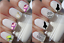 Alice-au-pays-des-Merveilles-ongles-manucure-nail-art-water-decal-sticker miniatuur 1