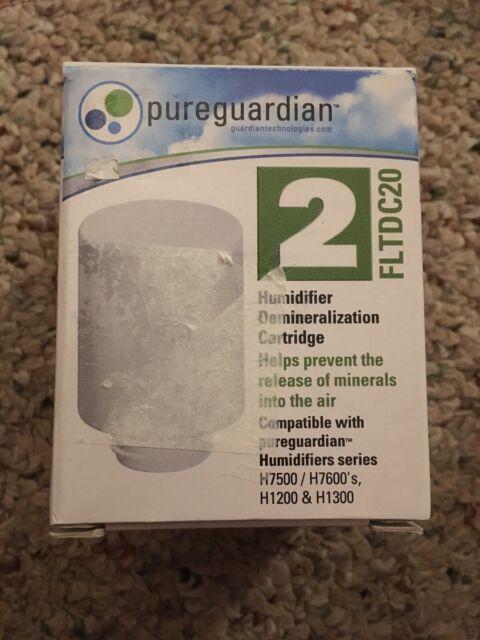 PureGuardian FLTDC20 GENUINE Humidifier Demineralization Cartridge Filter