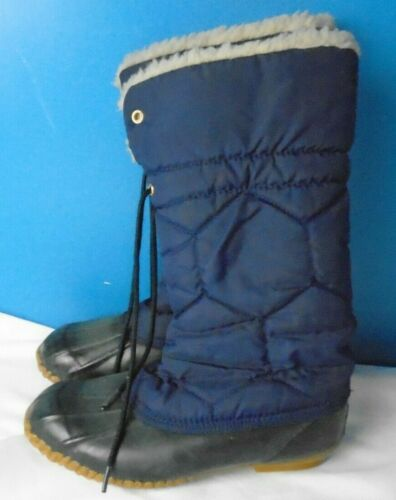 Land Rover Winter Long Duck Boots Size 10