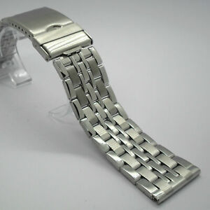 WATCH-BRACELET-Stainless-Steel-22mm-24mm-Quality-Replacement-Band-Strap-Smart