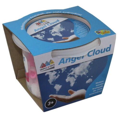 der nicht austrocknet Triple A Toys Angel Cloud Knete Wolkenleichter Knetspaß