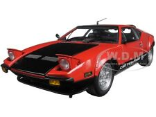 DE TOMASO PANTERA GTS RED 1/18 DIECAST MODEL CAR BY KYOSHO 08852