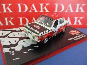 Die-cast-1-43-Modellino-Auto-Simca-1000-Rallye-2-Monte-Carlo-1973-B-Fiorentino