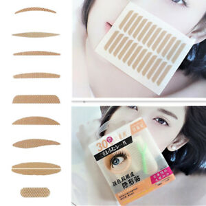 Invisible-Lace-Eye-Lift-Strips-Double-Eyelid-Adhesive-Tape-Stickers-9-Types
