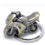 Metal-Motorcycle-Key-Ring-Keychain-Creative-Gift-Sports-Keyring-New-Hot miniature 3