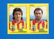 CALCIATORI PANINI 1996-97 Figurina-Sticker n. 475 -CASALE-MAZZEO LECCE-New