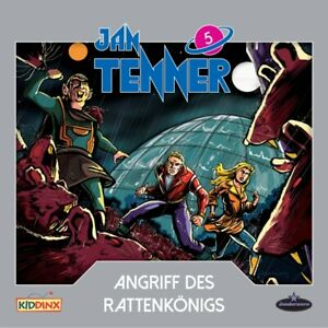 ANGRIFF-DES-RATTENKONIGS-05-JAN-TENNER-CD-NEW