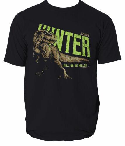 T Rex Shirt Dinosaur Top Trex Tree park Gift Hunter Tee S-3XL