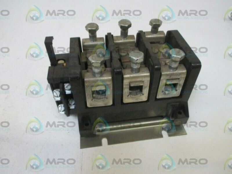 GENERAL ELECTRIC CR324F360A OVERLOAD RELAY  USED