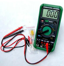 DY2201 mechanical protection Digital Automotive Multimeter AC-DC Table