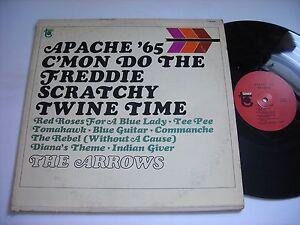 The-Arrows-Apache-039-65-1965-Mono-LP
