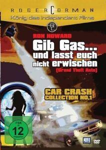 DVD CAR CRASH COLLECTION VOL. 1 - IM STIL VON AUF DEM HIGHWAY IST DIE HÖLLE LOS