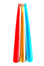 Einen XXL Schuhlöffel Kunststoff 57 cm Schuhanzieher lang Schuhanziehhilfe YY