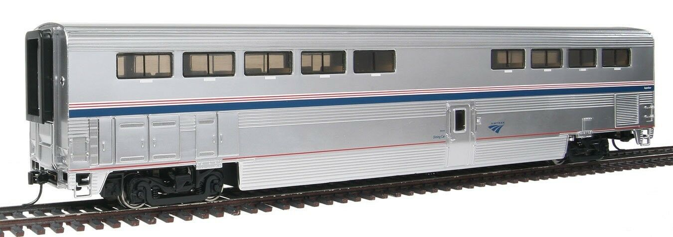 85' Bombardier Superliner II Diner (Lighted) - Amtrak Ph IVb - Walthers920-12081
