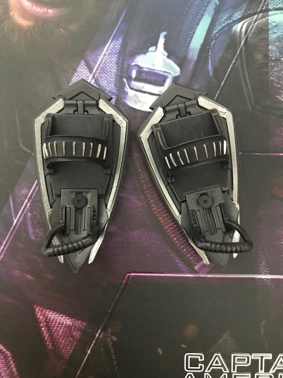 Hot toys  Captain America Infinity Wars MMS481 Movie Promo - Wakanda Shield  vente directe d'usine