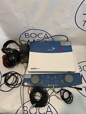 Madsen Astera Ref 8 69 40800 Amp 8 04 13102 Otometrics Audiometer 30 Day Warranty
