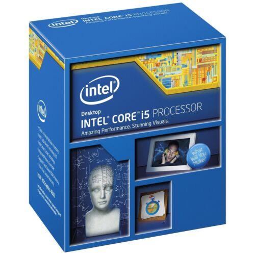 1 von 1 - Intel Core i5-4460 4460 - 3,4 GHz Quad-Core (BX80646I54460) Prozessor