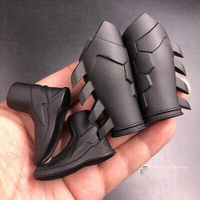 "MEDICOM RAH 1//6 Scale Plastic Boots Model Hollow for 12/"" Figure"