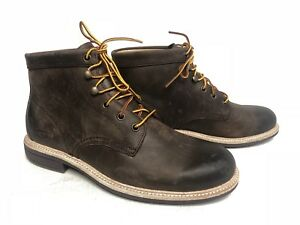 UGG Australia Men s VESTMAR BOOTS Grizzly 1018727 GRZ Brown Lace Up ... 3692e1c8f