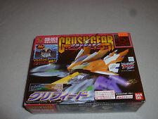 NEW IN BOX CRUSH GEAR SERIES CFW-09C/V GRIFEED MODEL KIT JAPAN BANDAI NIB 2002 >