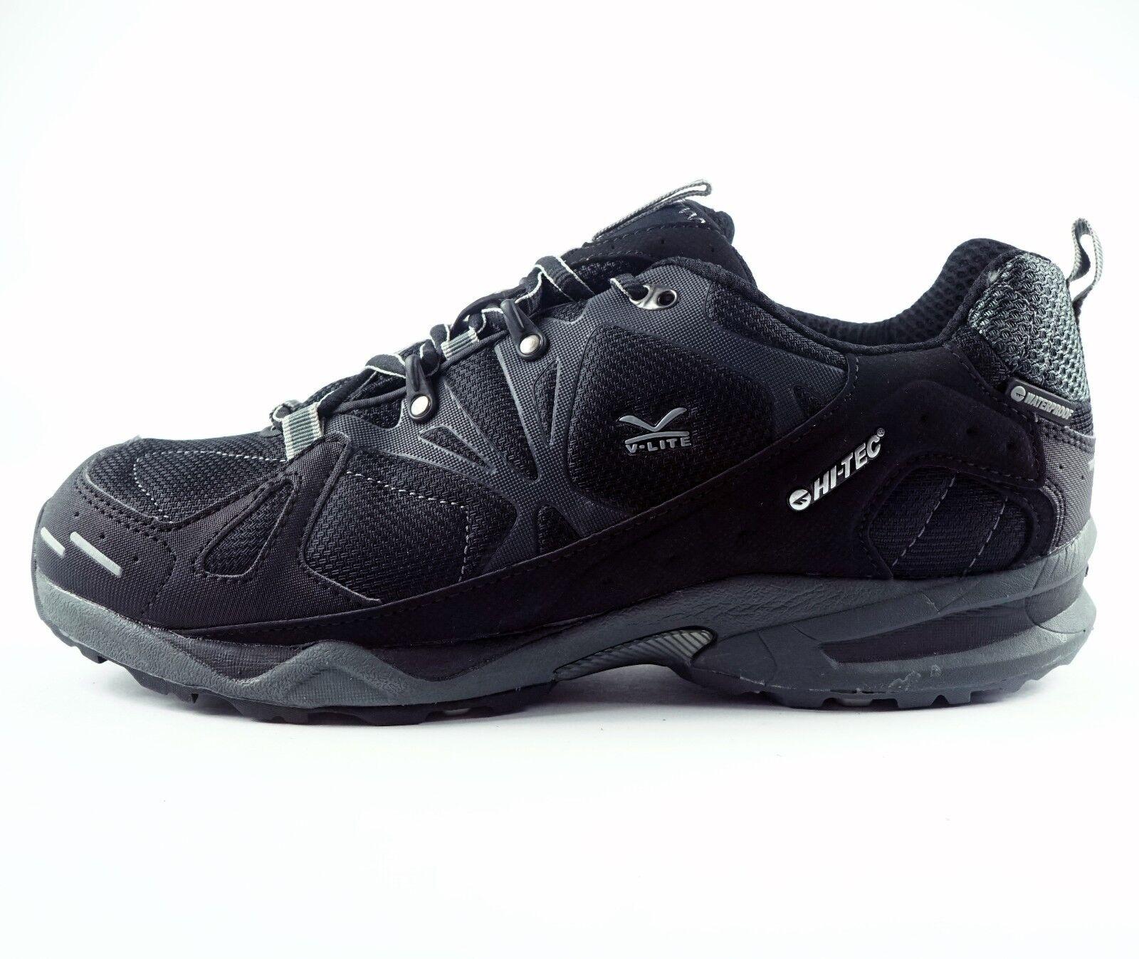 HI-TEC Mens Athletic Trekking Waterproof shoes US SIZE 10(For sale)