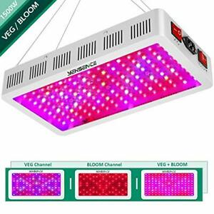 Yehsence 1500w Led Grow Light With Bloom And Veg Switch 1500 Watt Ebay